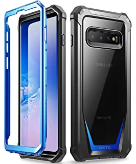 Amazon.com: Galaxy S10 Rugged Case with Kickstand, Poetic ...