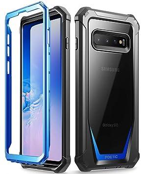 Poetic Galaxy S10 Funda, Carcasa Guardián Funda para Samsung Galaxy S10[Protección de 360 Grados] Cuerpo Robusto Híbrida y Protector de Pantalla para ...