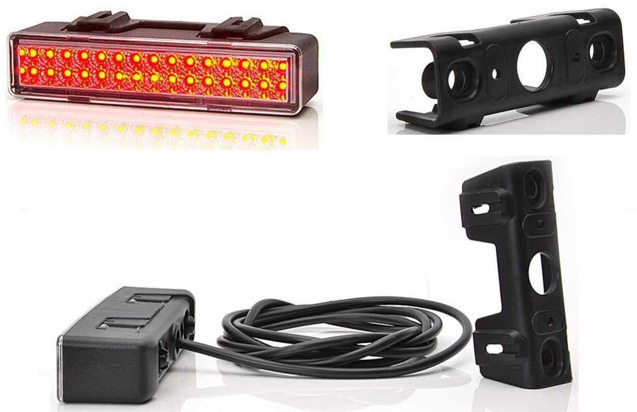 camions W99/brouillard LED Lampe de brouillard 12//24/V Schlu/à/ÿ lumi/ère pendentif voitures