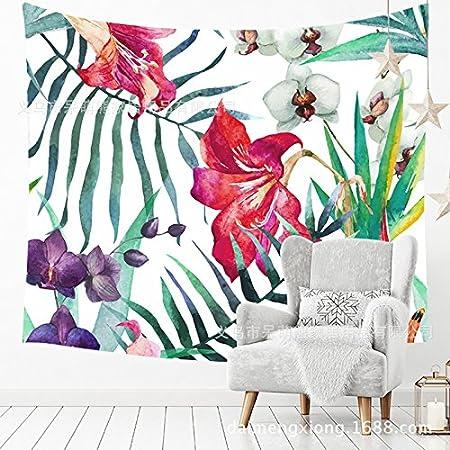 QGUATAN Tapiz Muebles para el hogar_Simple Plant Hanging ...