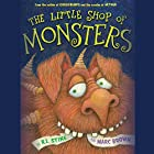 The Little Shop of Monsters Audiobook by R. L. Stine Narrated by Jack Black