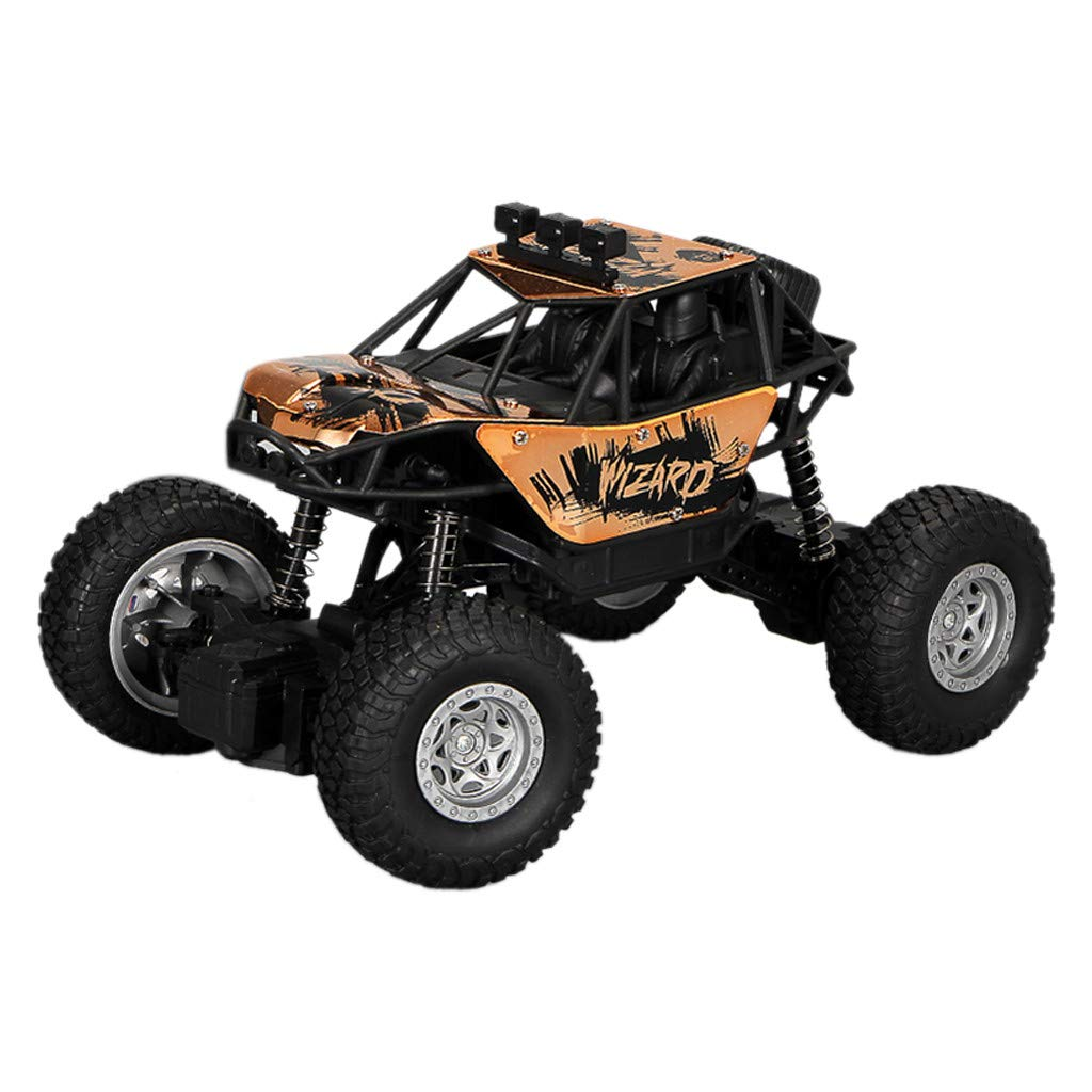 1/20 RC Rock Crawler 2.4G Offroad RC Monster Truck 25KM/H High Speed Remote Control Car RC Rock Cruiser Buggy Toy Cars for Children