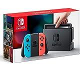 Nintendo Switch 本体 (ニンテンドースイッチ) 【Joy-Con (L) ネオンブルー/ (R) ネオンレッド】(キャンペーンプリペイド番号なし)