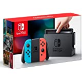 Nintendo Switch with Neon Blue and Neon Red Joy-Con Console - 32GB