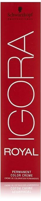 Oferta amazon: Schwarzkopf Professional Igora Royal 7-0 Tinte - 60 ml