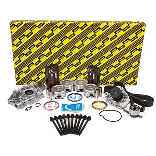 Civic Sohc Engine - OK4029M/0/0/0 96-00 Honda Civic VTEC 1.6L SOHC 16V D16Y5 D16Y7 D16Y8 Master Overhaul Engine Rebuild Kit