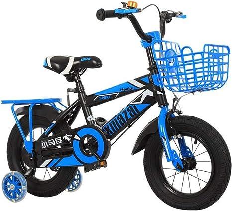 Dsrgwe Bicicleta niño, Bicicleta Niños, niño Vespa de Bicicletas ...