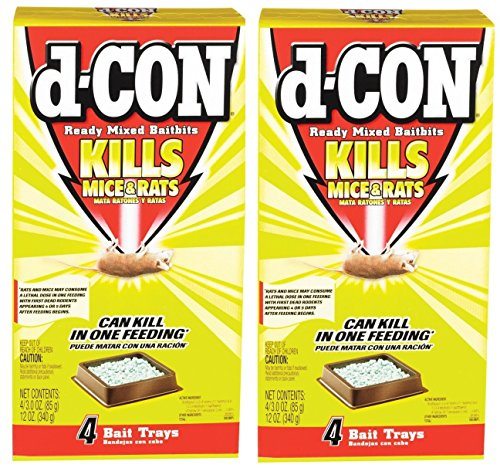 D Con Ready Mouse Killer boxes product image