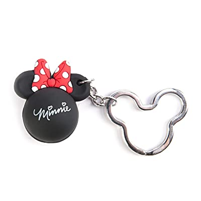 Monogram Disney Minnie Icon Ball Keychain: Automotive