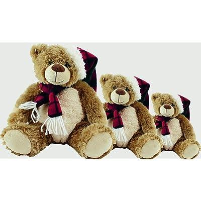 "Eurowrap Noël Teddy 12"""
