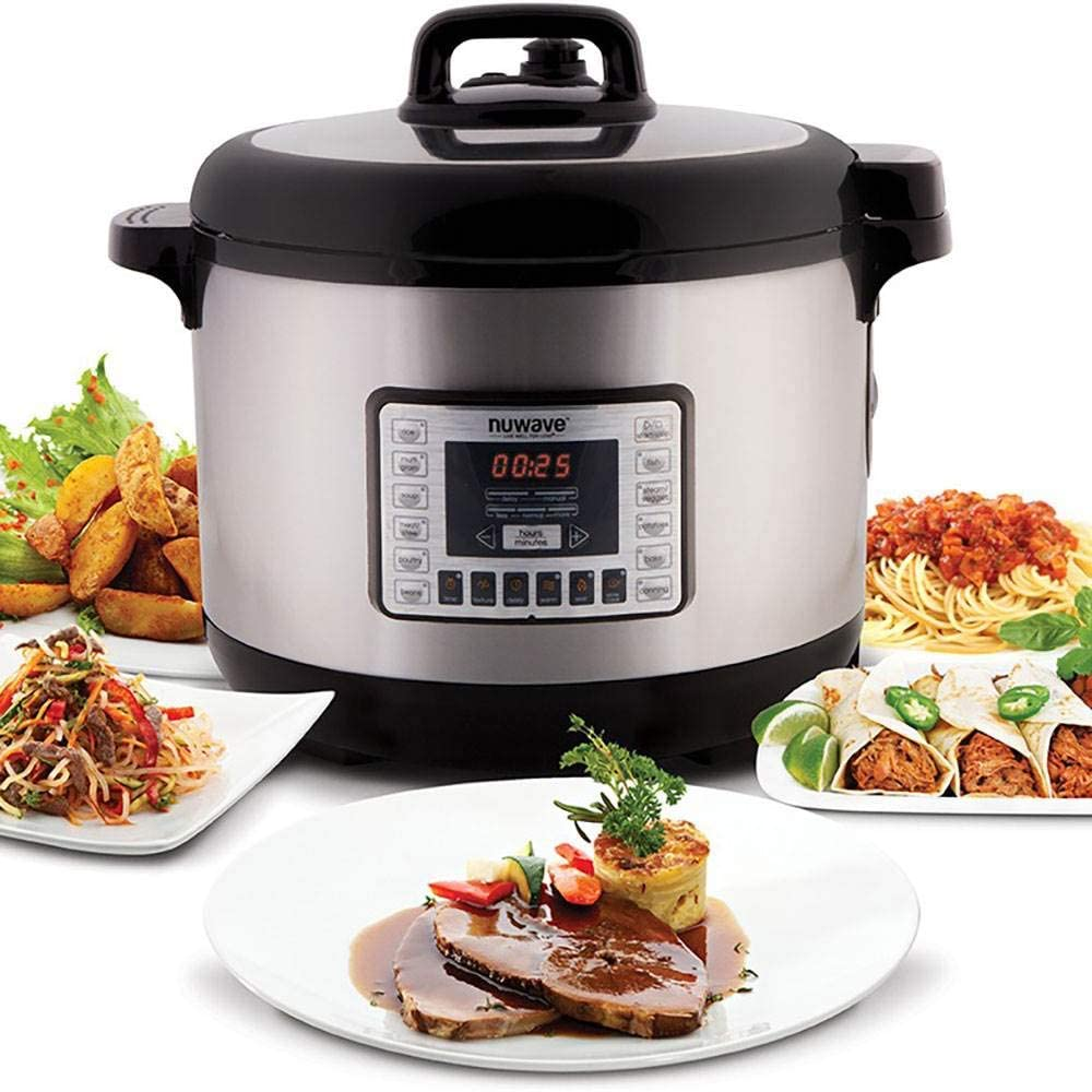Main 4 - NuWave 33501 Nutri-Pot Digital Electric Pressure Cooker, 13 Quart, 1800W - CBS BAHAMAS LTD