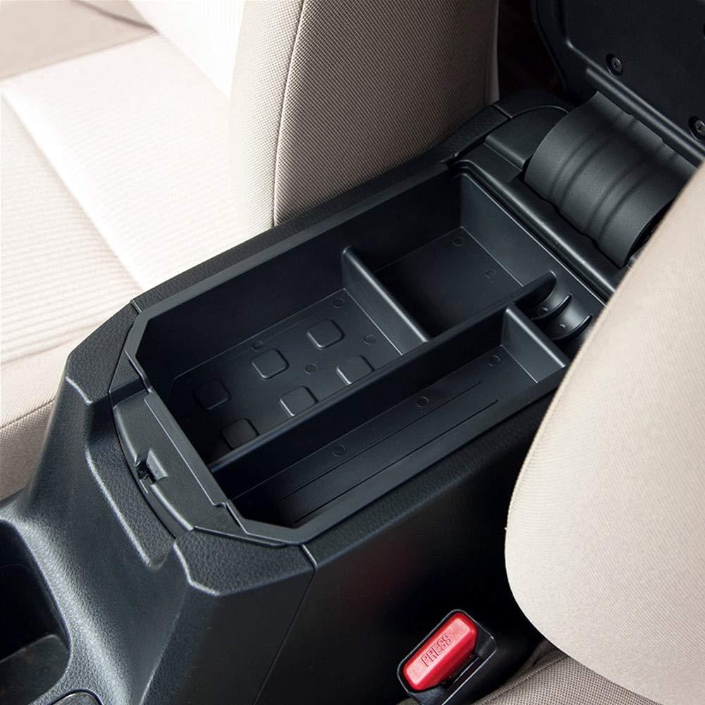 Car Armrest Central Glove Secondary Storage Inside Pallet Box Case Auto Interior for Toyota RAV4 RAV 4 2013 Douglas-store