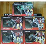 Transformers Set of 5 Dinobot Grimlock Sludge Slag Swoop Snarl