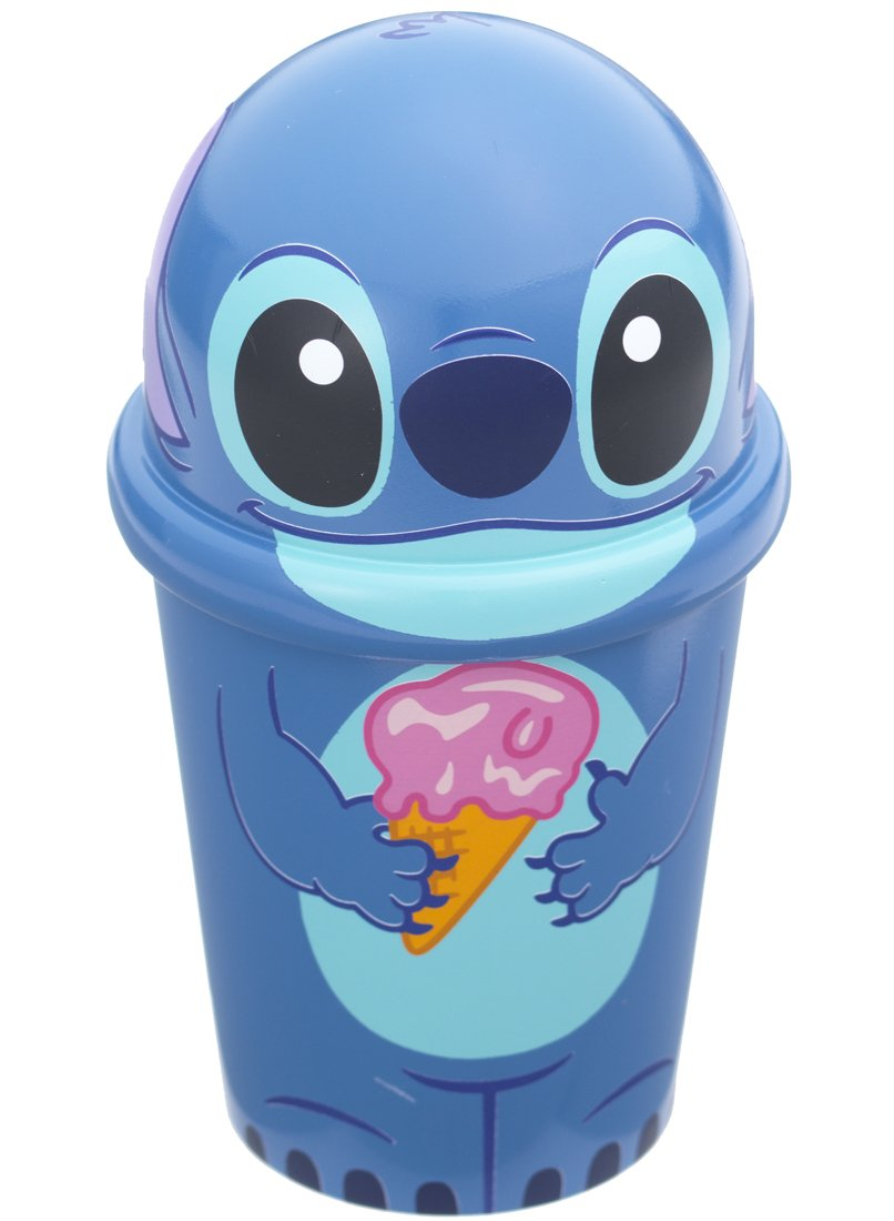 Stitch DIY Juice Shaker Smoothie Cup Ice Cream Milkshake Cup Device from Japan by Disney