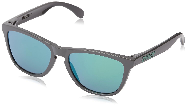 OAKLEY Gafas de sol Sonnenbrille Frogskin Dark Grey, 55