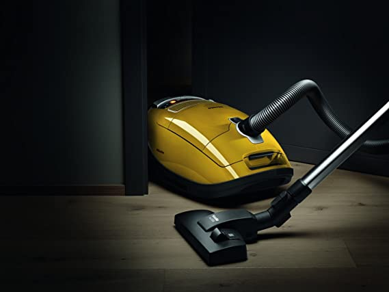 Canary Yellow Full Size Miele 41GDE330CDN Complete C3 Limited Edition Canister Vacuum