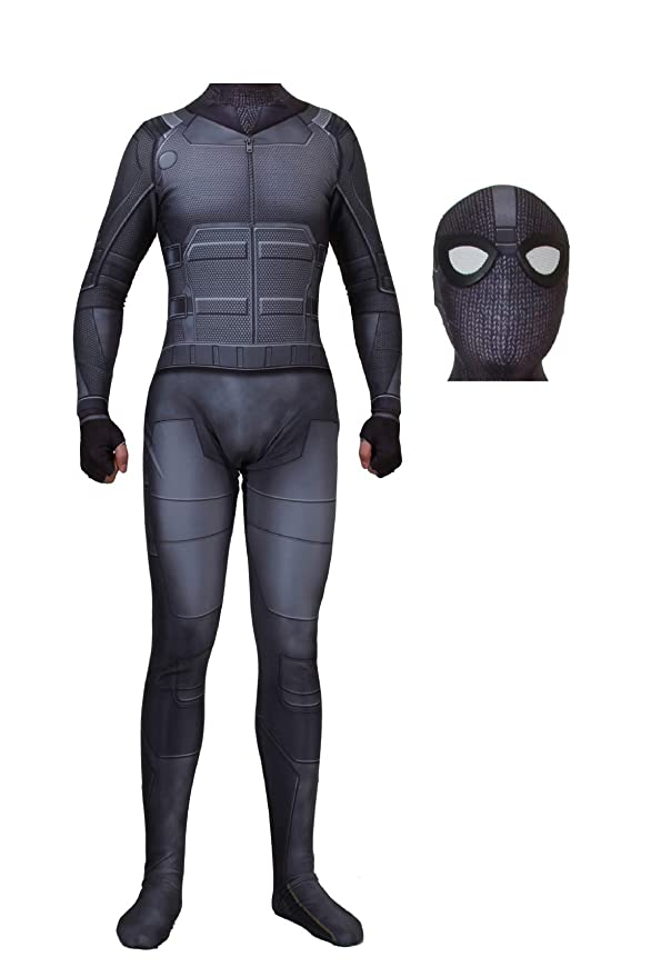 Yakogy Halloween Kids Cosplay Adult Lycra Bodysuit Superhero Zentai Costumes Spandex Onesie