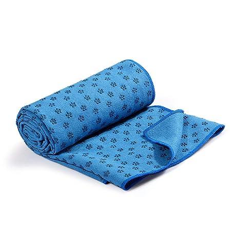 Amazon.com : LY Products Non Slip Yoga Towel, Microfiber Hot ...