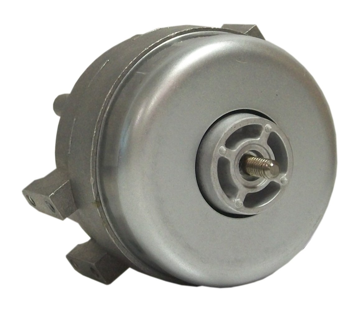 Fasco D562 Unit Bearing Motor, 9 Watt, 115 Volts, 1550 RPM, 1 Speed.55 Amps, Totally Enclosed, CWLE Rotation, Sleeve Bearing
