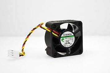 Sunon KDE1204PKVX 4020 12V 1.6W for Cisco 2950 fan switch server inverter cooling fan