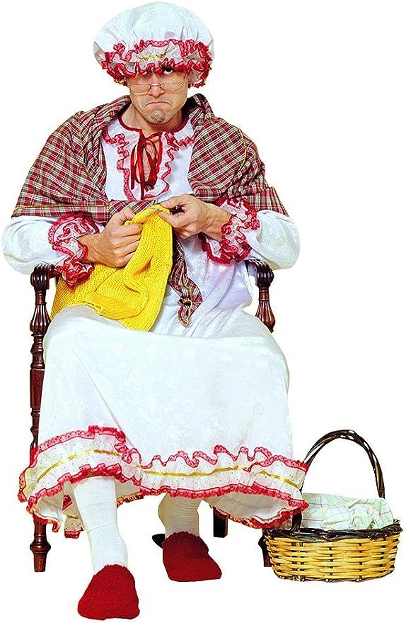 Stamco Disfraz Abuela: Amazon.es: Juguetes y juegos