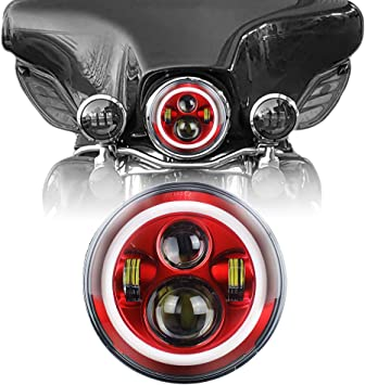 headlights for cars and trucks 2 skull headlight covers that fit 7in