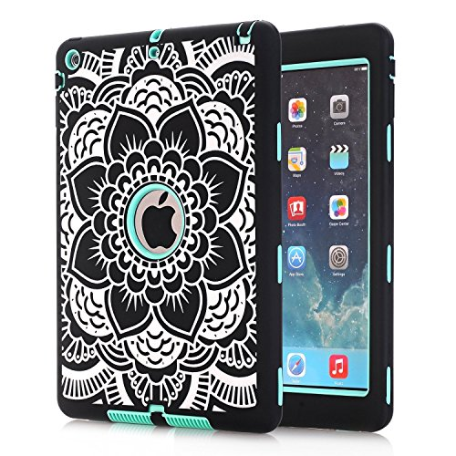 iPad Air Case, iPad A1474/A1475/A1476 Case, Hocase Shock Abs