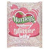 Hartley's Raspberry Glitter Crystal Jelly 100g