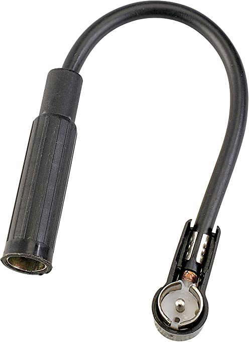 Autoradio Antennenadapter Din Iso Flexibel Ca 20cm Lang Auto