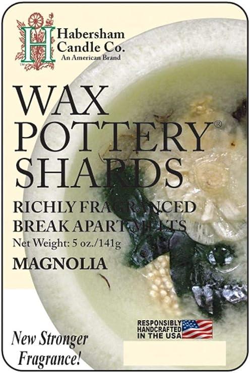 Magnolia Wax Pottery Shards