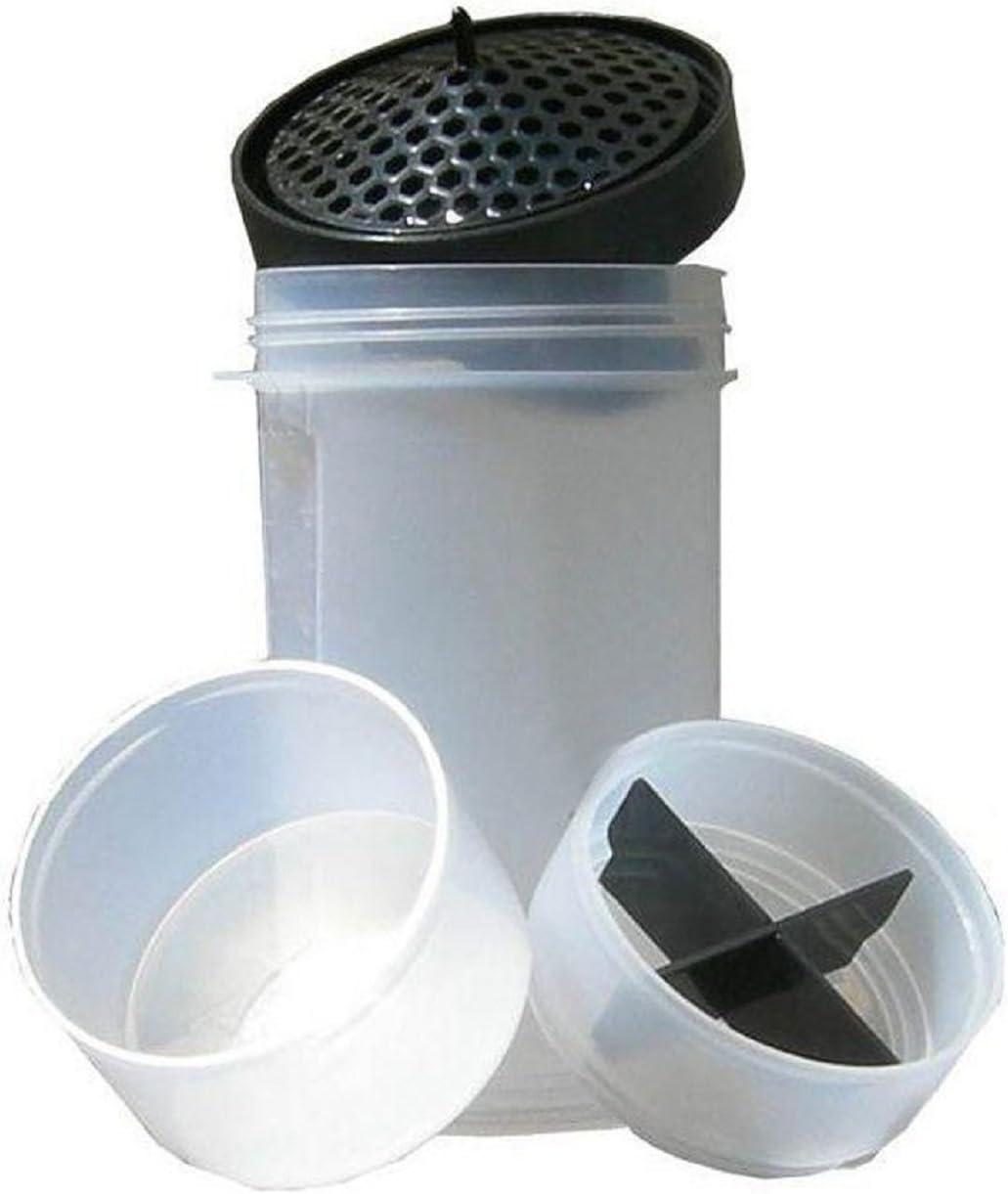 Kuber Industries™ Botella de 700 ml de proteína para gimnasio ...