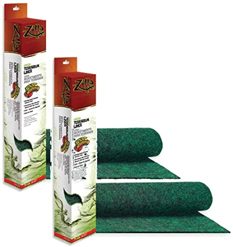 Amazon Com 2 Pack Zilla Reptile Terrarium Bedding Substrate