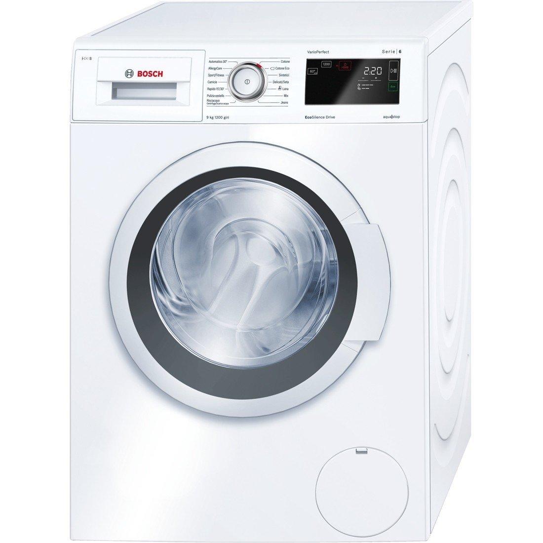 Bosch Lavadora wat24609it Vario Perfect 9 kg clase A + + + ...