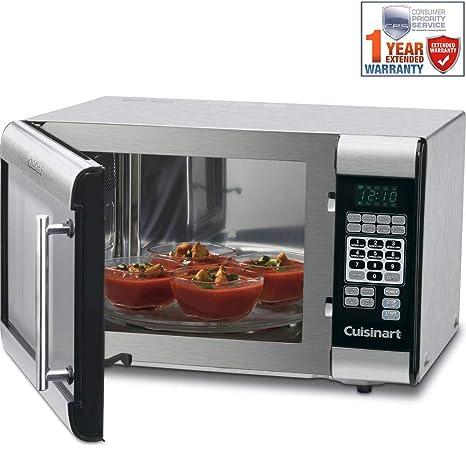 Amazon.com: Cuisinart CMW-100 - Horno de microondas de acero ...