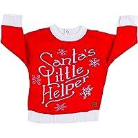 Tipsy Elfos - Suéter de Navidad para bebé