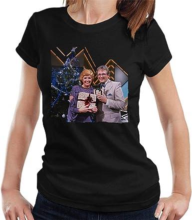 TV Times Cilla Black and Christopher Biggins Christmas 1984 Kids T-Shirt