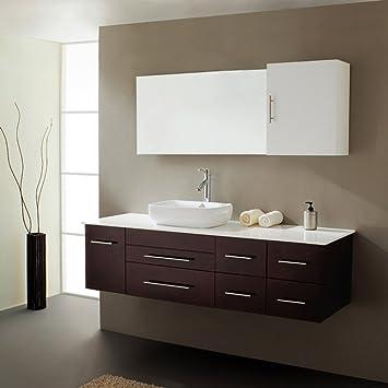 59 Bathroom Vanity Single Sink. Justine 59 Single Sink Bathroom Vanity Set