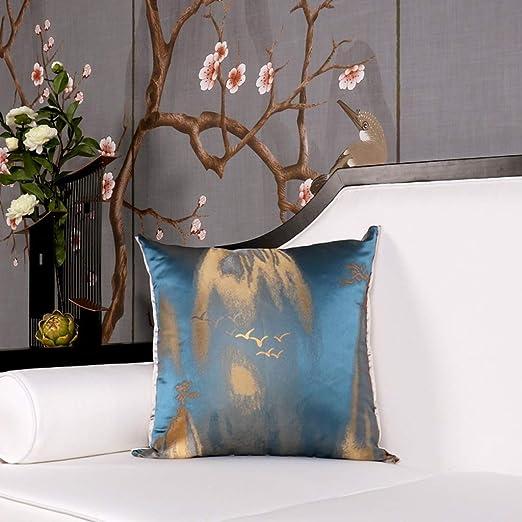 BJYG Modelo Chino Moderno Almohada de la Sala Sofá de la ...