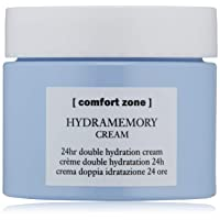 [ comfort zone ] Hydramemory Cream, Lightweight, Creamy, Hydrating Face Moisturizer with Macro Hyaluronic Acid (HA), for all Skin Types, 2.13 Oz