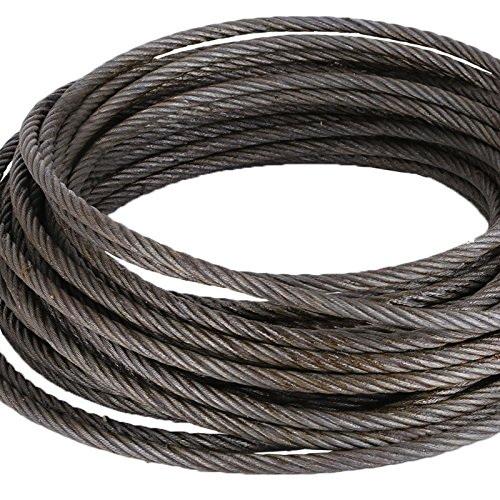 70%OFF Mophorn Winch Cable 3/8\