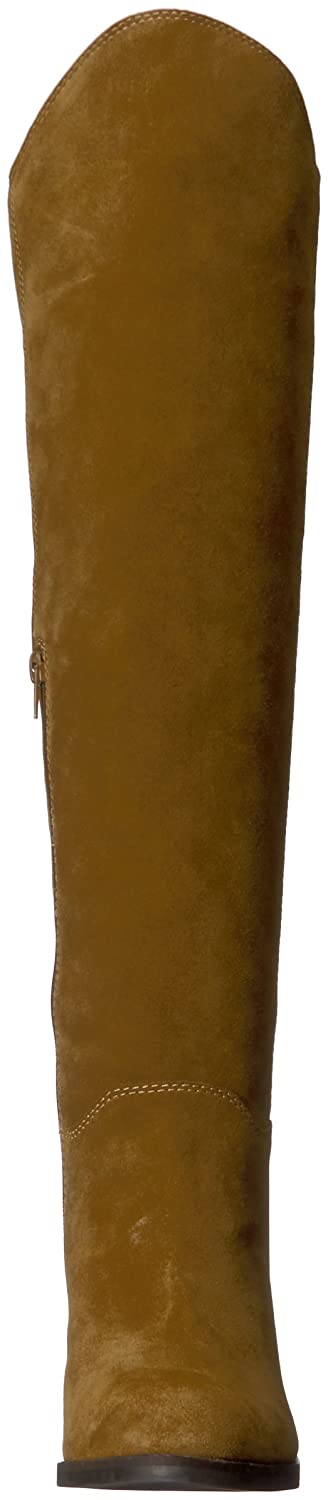 Lucky Brand Women's Pembe Knee High Boot B06XD5Y4Q7 9.5 M US|Tapenade