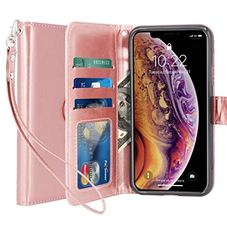 coque a clapet iphone xs max