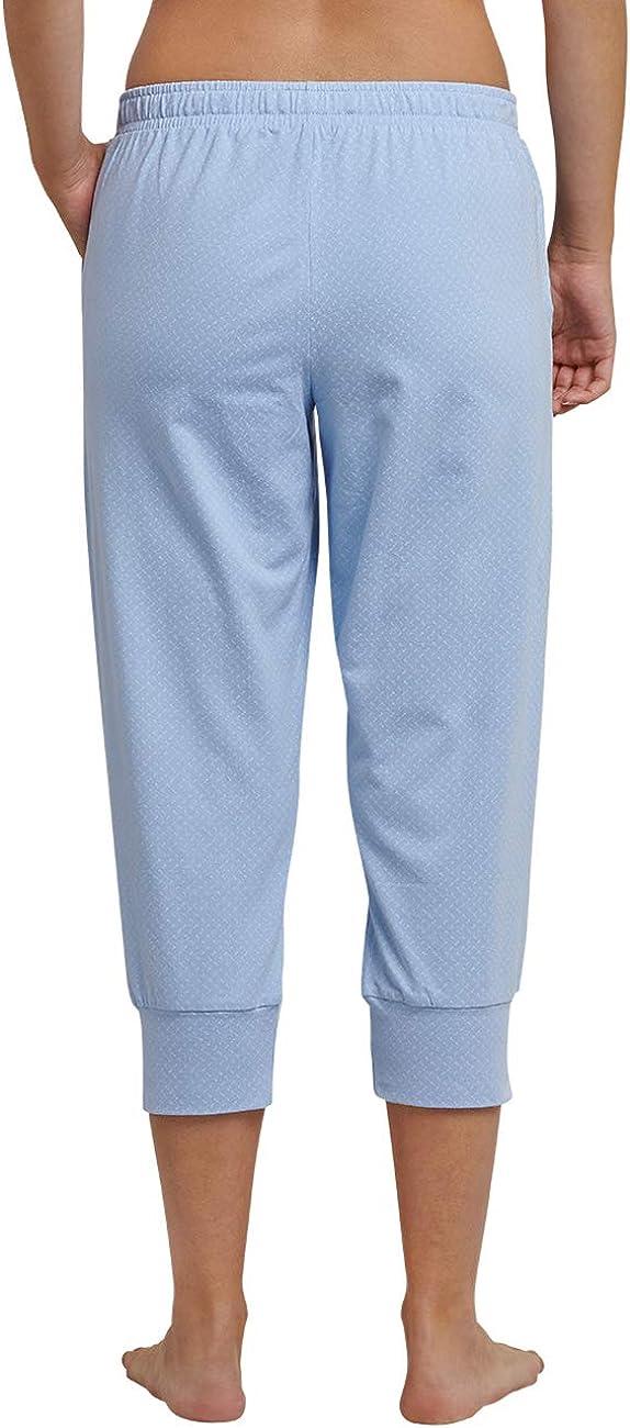 Schiesser Pantaloni Pigiama Donna