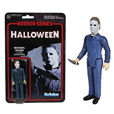 Horror Classics - Michael Myers - Funko ReAction Figure: Funko Reaction:: Toys & Games
