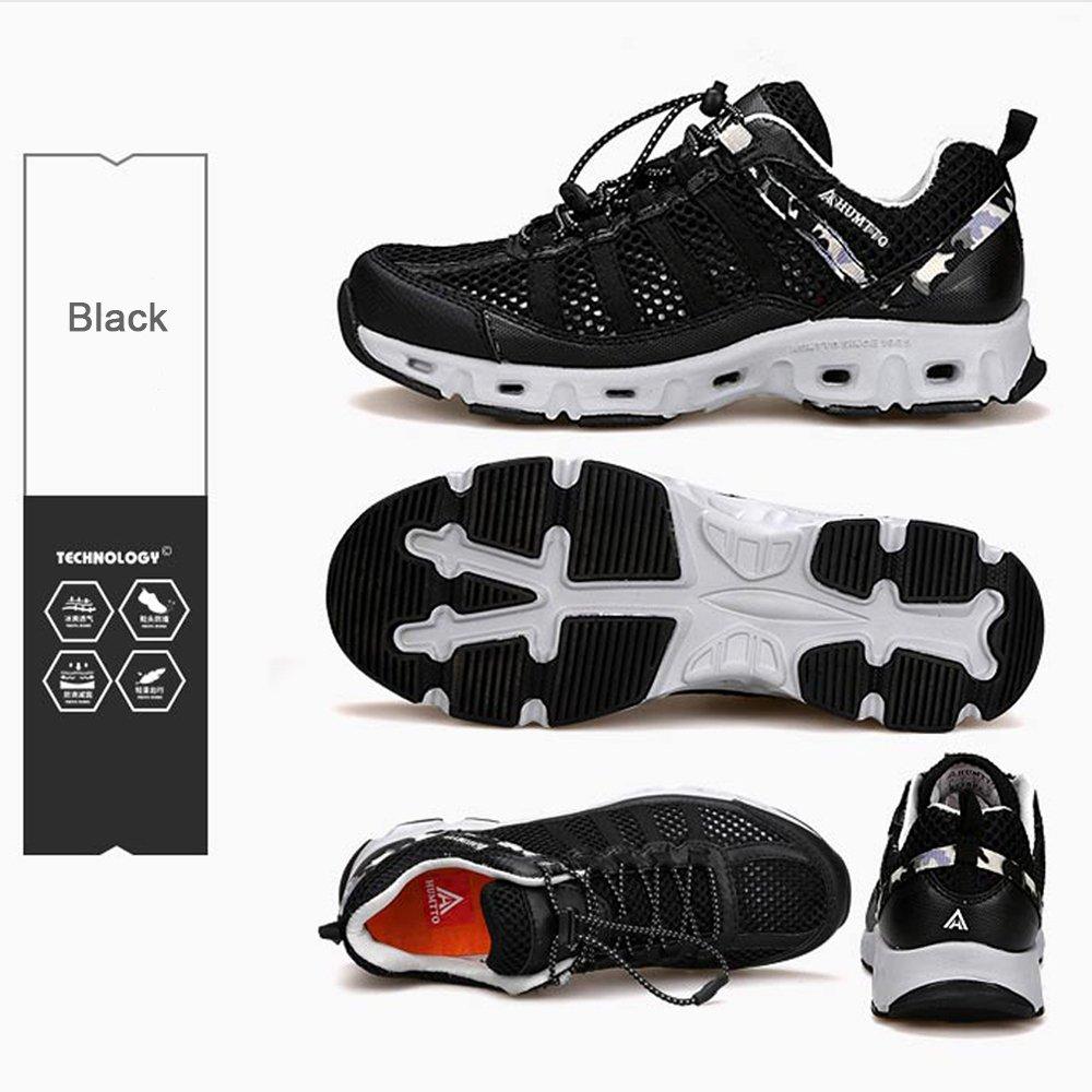 Sunjcs Womens Mens Water Shoes Quick Drying Aqua Athletic Sport Sneakers Walking Shoes