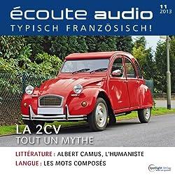 Écoute audio - La 2CV. 11/2013