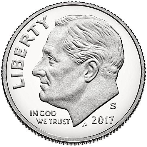 2017 S Roosevelt Clad Dime Proof ()