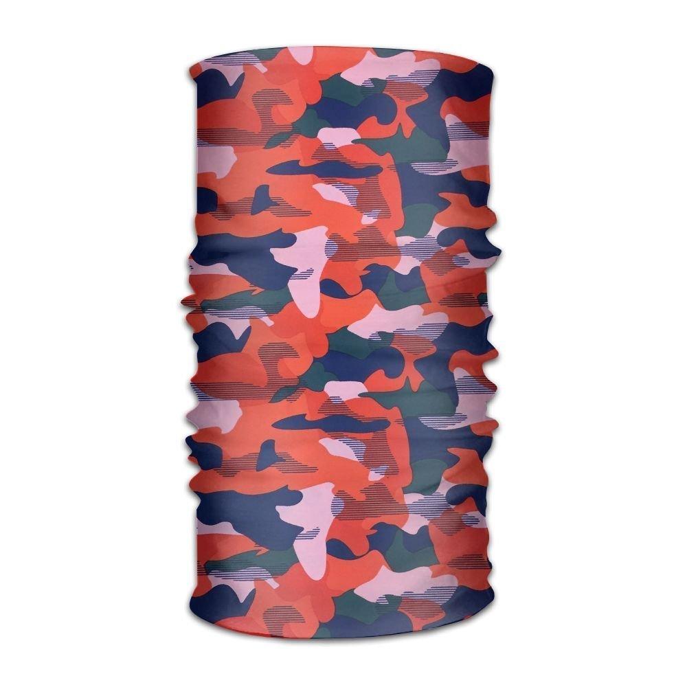 Headwear Abstract Reflection Sweatband Elastic Turban Sport Headband Outdoor Head Wrap