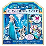 Disney Frozen 35-Piece Wooden Playhouse Castle