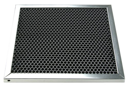 Air King RF-34S 7-5/8-Inch Replacement Charcoal Odor Filter for Designer Series Hoods, Silver Finish